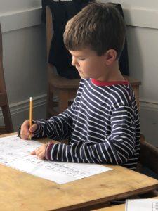 Evan doing math - cropped